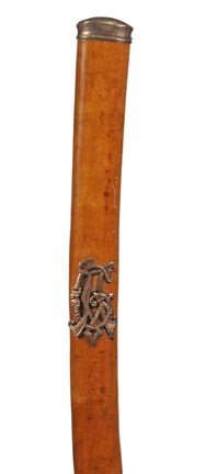 13: Samurai Style Dress Cane-Circa 1875-This cane is in