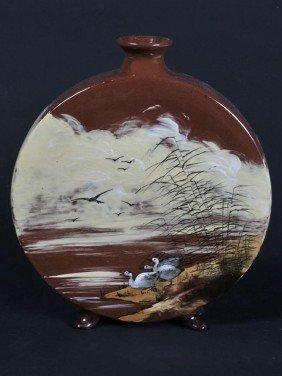 16: Rookwood Pilgram Vase