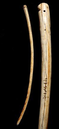 1: 1. African Chief's Cane-Early 20th Century-A one pie