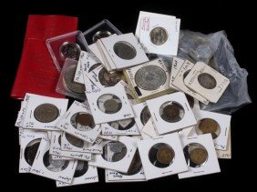 71. World Coin Lot