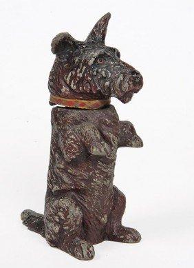 9: 9. Scottie Dog Cigarette Holder, early 20th Century,