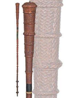 1: Nautical Sailor's Knott Cane-Circa 1860-A very nice
