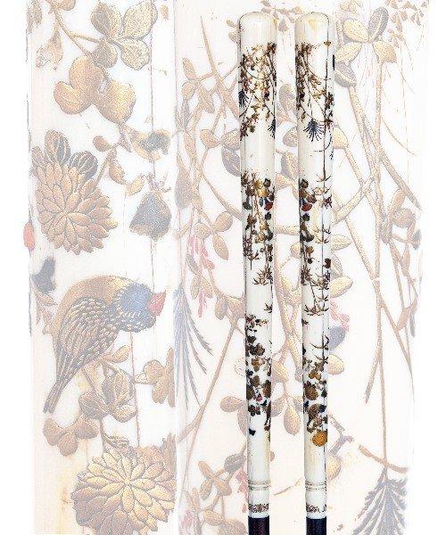 7. Shibayama Ivory Dress Cane-Late 19th Century- This J