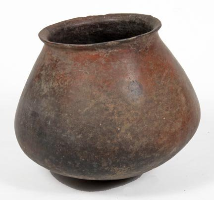 Woodland Indian pot