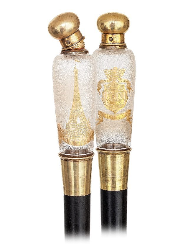 64. Perfume Universal Expo Cane-Paris, 1900-Crystal