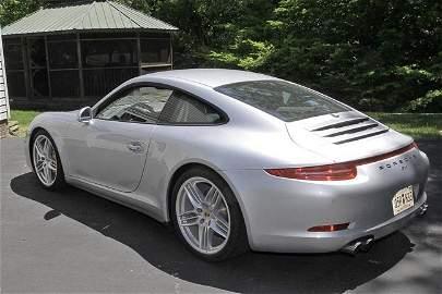 Porsche 911-4S, 2014