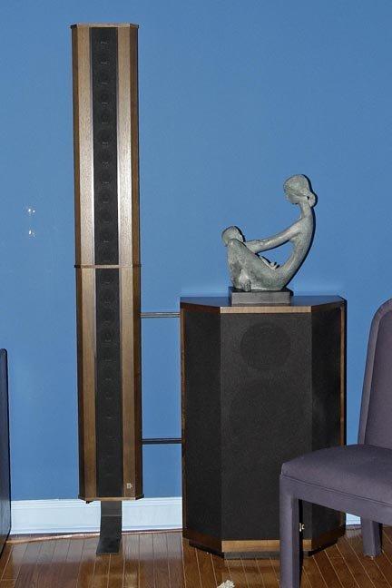 Mcintosh XRT 20 isoplanar speaker system