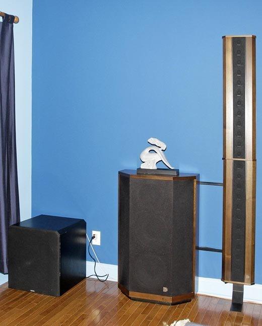 Mcintosh XRT 20 isoplanar speaker system - 2