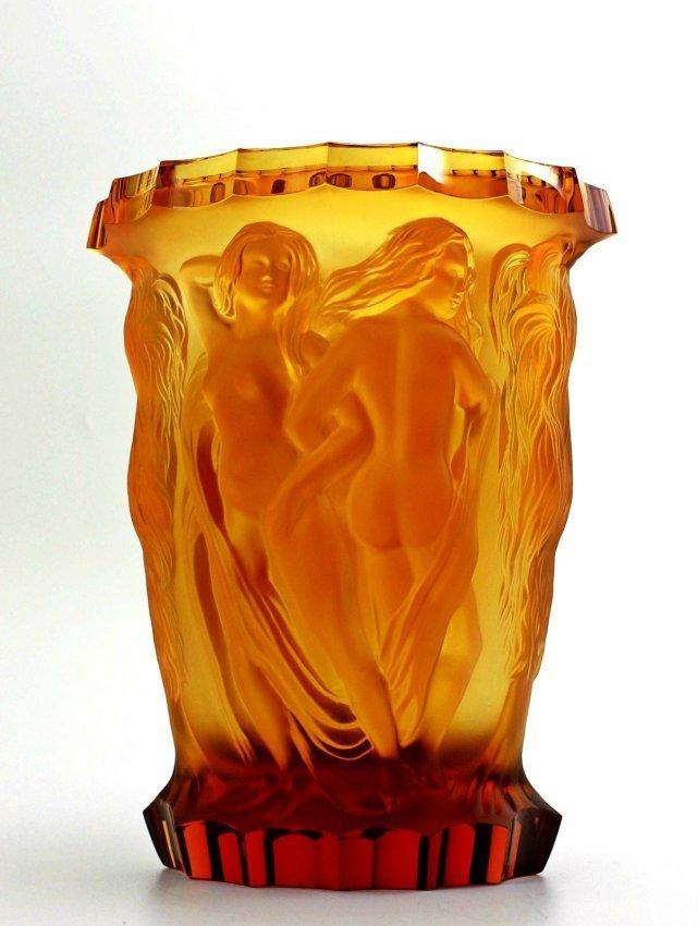French Art Deco Large Vase
