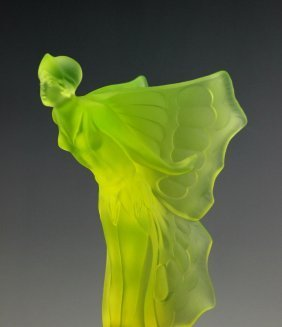 French Art Deco / Bohemian Glass For Collectors - 6