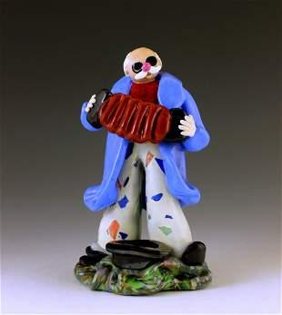 Murano Art Glass Sculpture Figurine