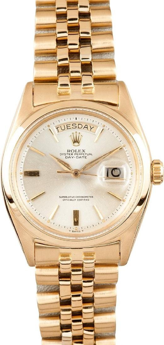 Pre-owned Rolex Day-Date