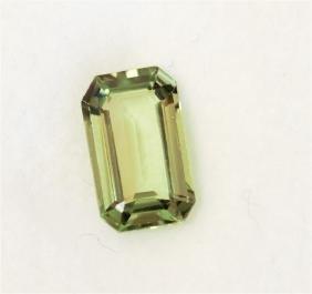0.93ct Emerald Cut Alexandrite