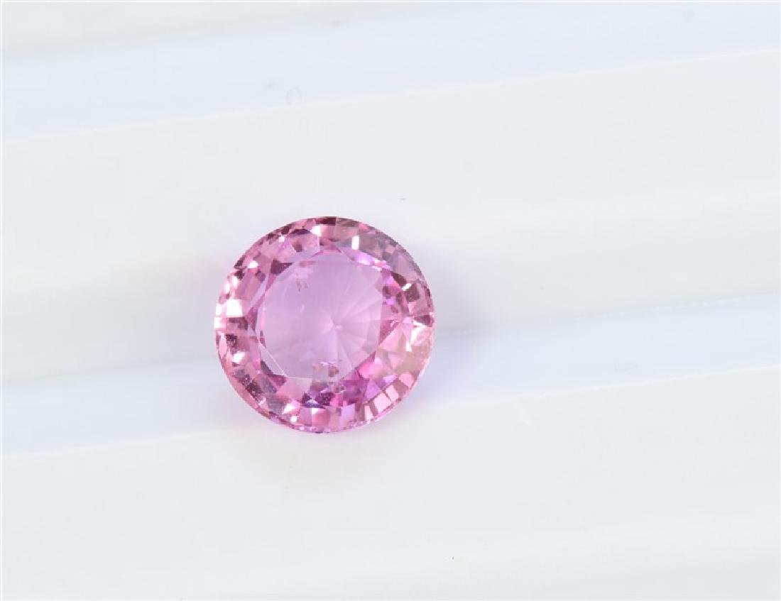 1.72ct Oval Shape Pink Saphire Dimension- 7.2x3.6