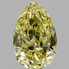GIA/PEAR/FANCY/IF/1.55ct