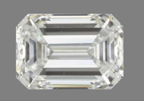GIA/Emerald/D/VVS1/1.01Ct