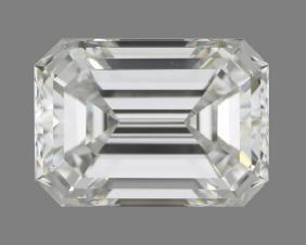 GIA/Emerald/D/VVS1/1.02Ct