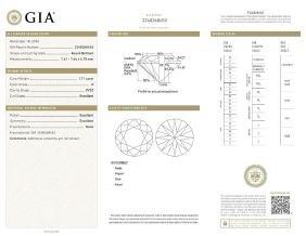 GIA/Round/H/VVS2/1.71Ct