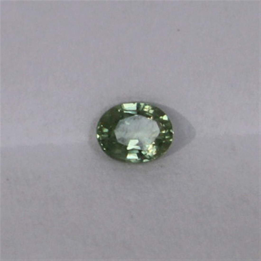 0.44ct Alexandrite oval cut