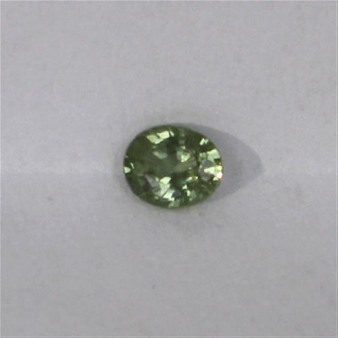 0.42ct Alexandrite oval cut
