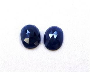 1090ct Rose Blue SapphireBurma No Heat