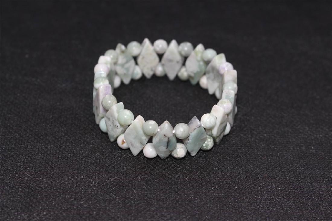 Princess Peace Jasper Bracelets