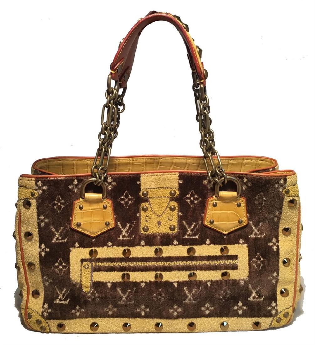 Louis Vuitton Limited Edition Trompe L'oeil Le Fabuleux