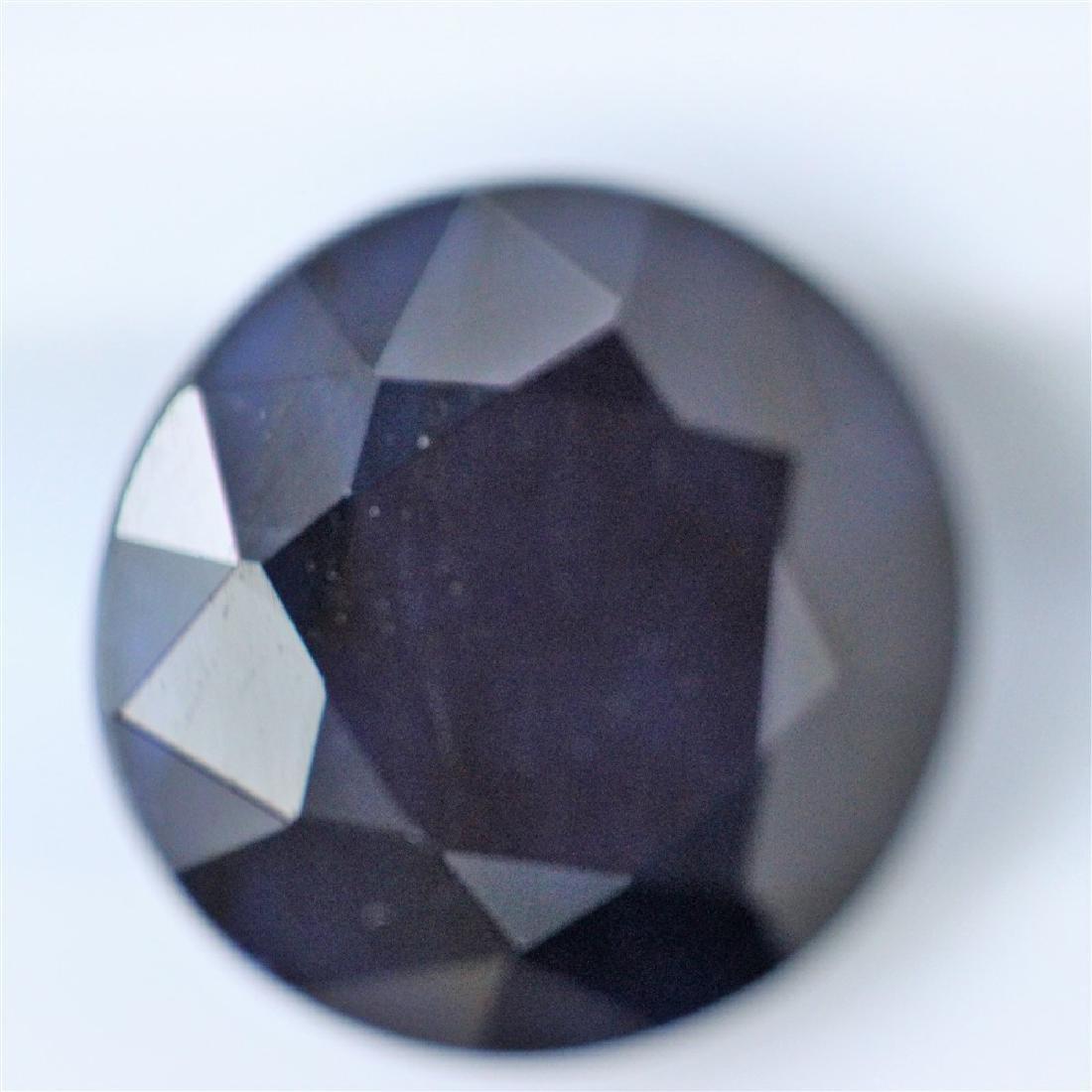 9.12ct Blue Sapphire Round cut