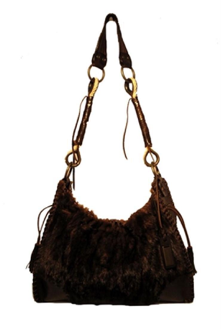 Dolce & Gabbana Mink Shoulder Bag - 2
