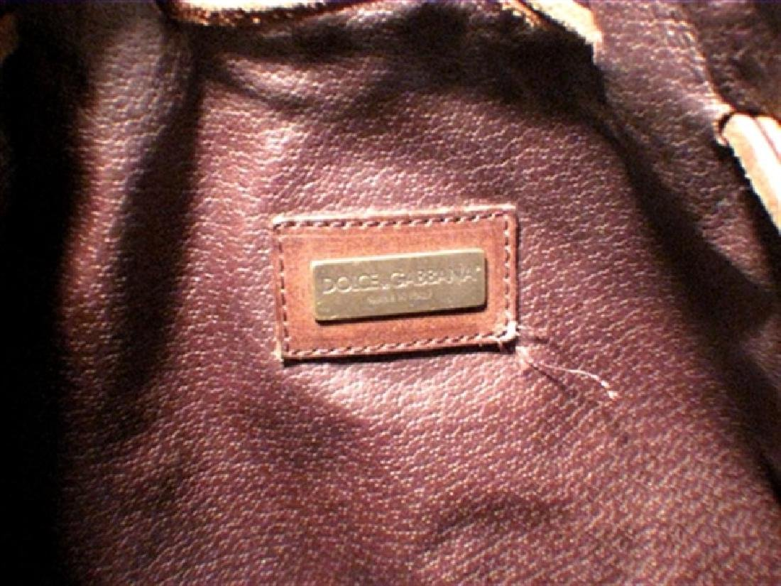 Dolce & Gabbana Mink Shoulder Bag - 6