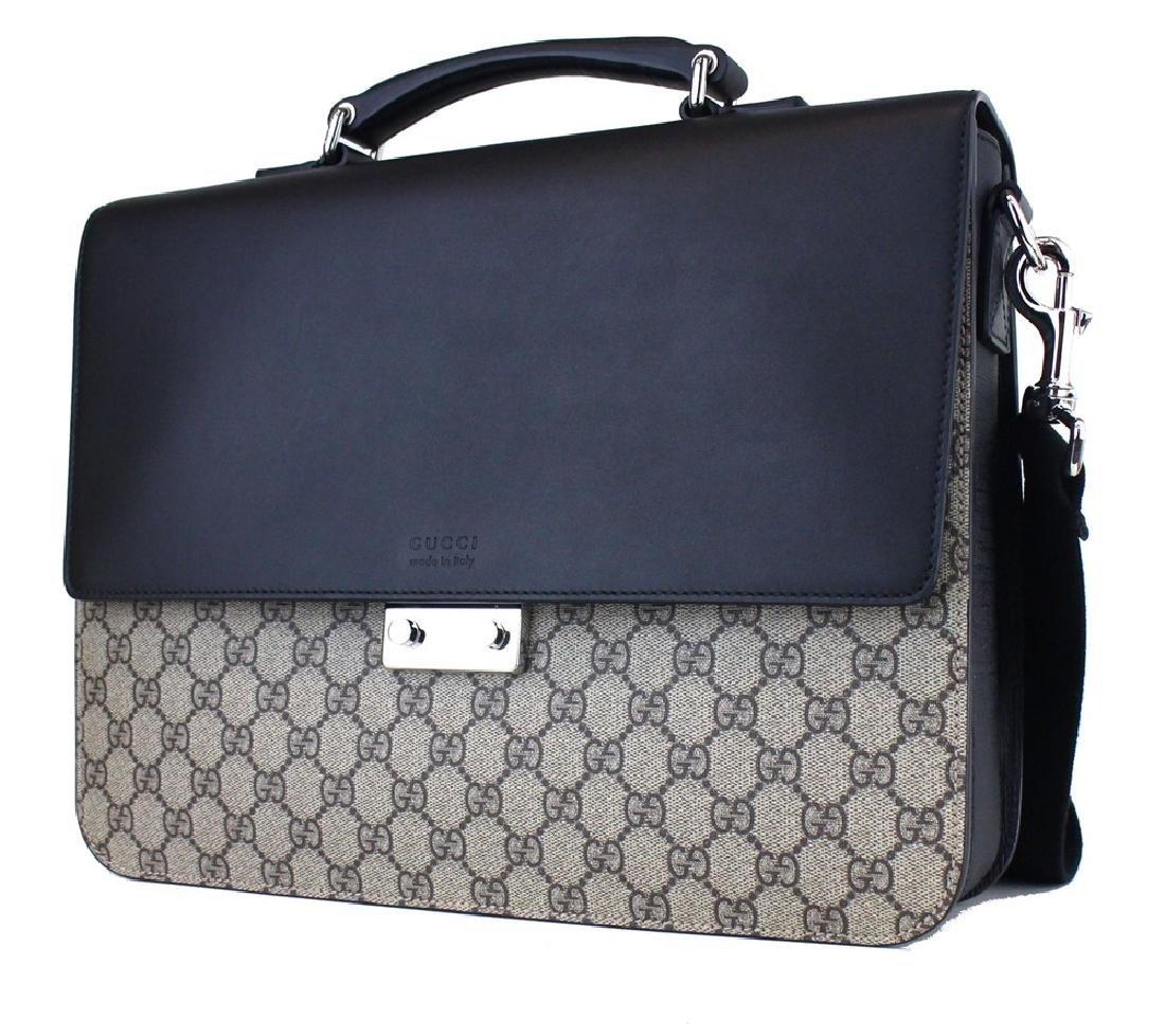 Gucci GG Supreme briefcase - 3