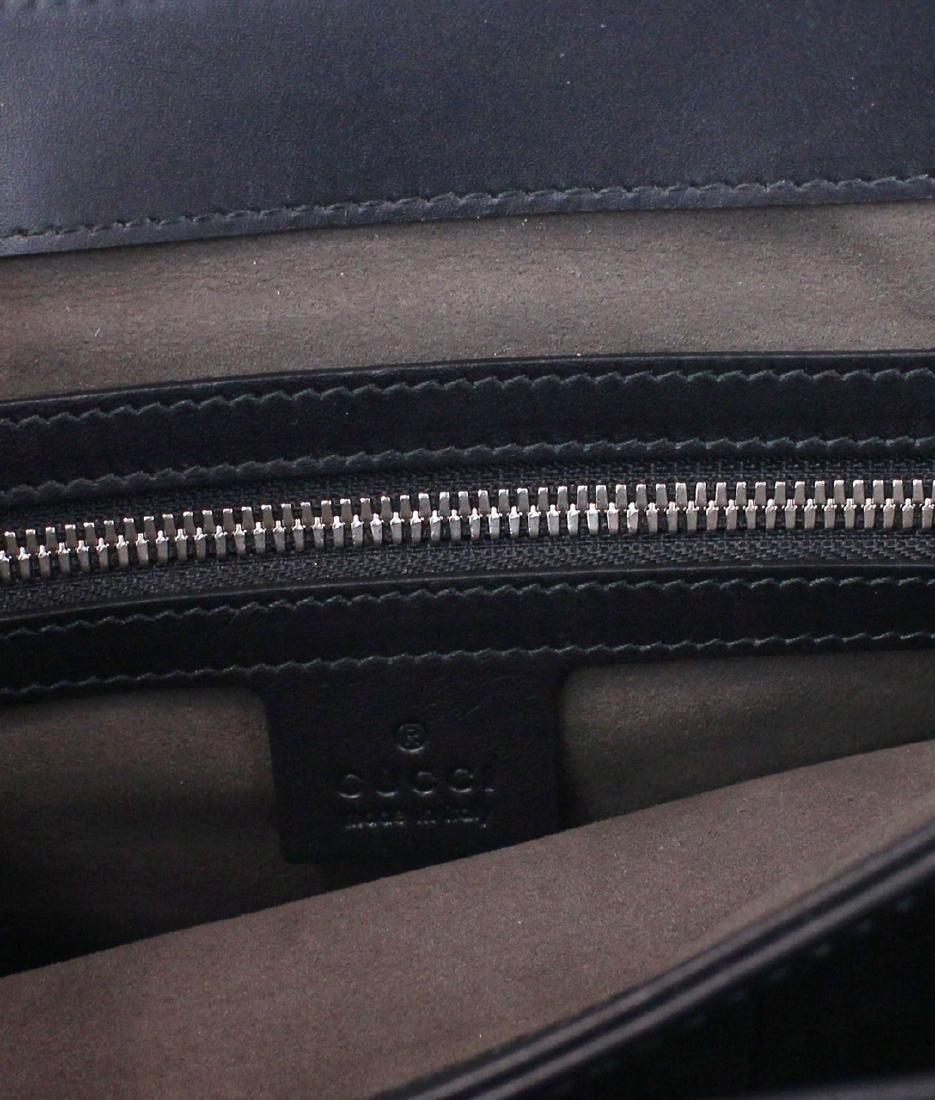 Gucci GG Supreme briefcase - 7