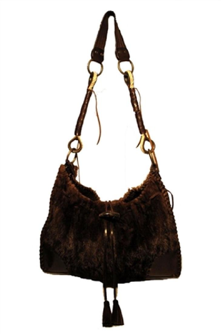 Dolce & Gabbana Mink Shoulder Bag