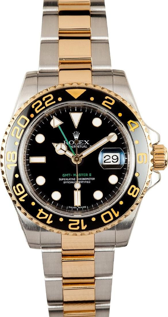 Pre-owned GMT-Master