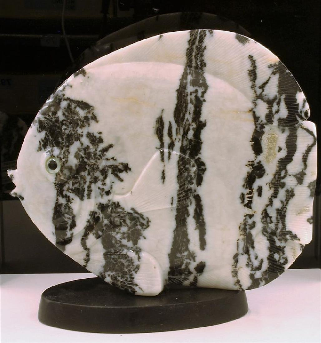 Agate Fish Zebra Jasper Craving