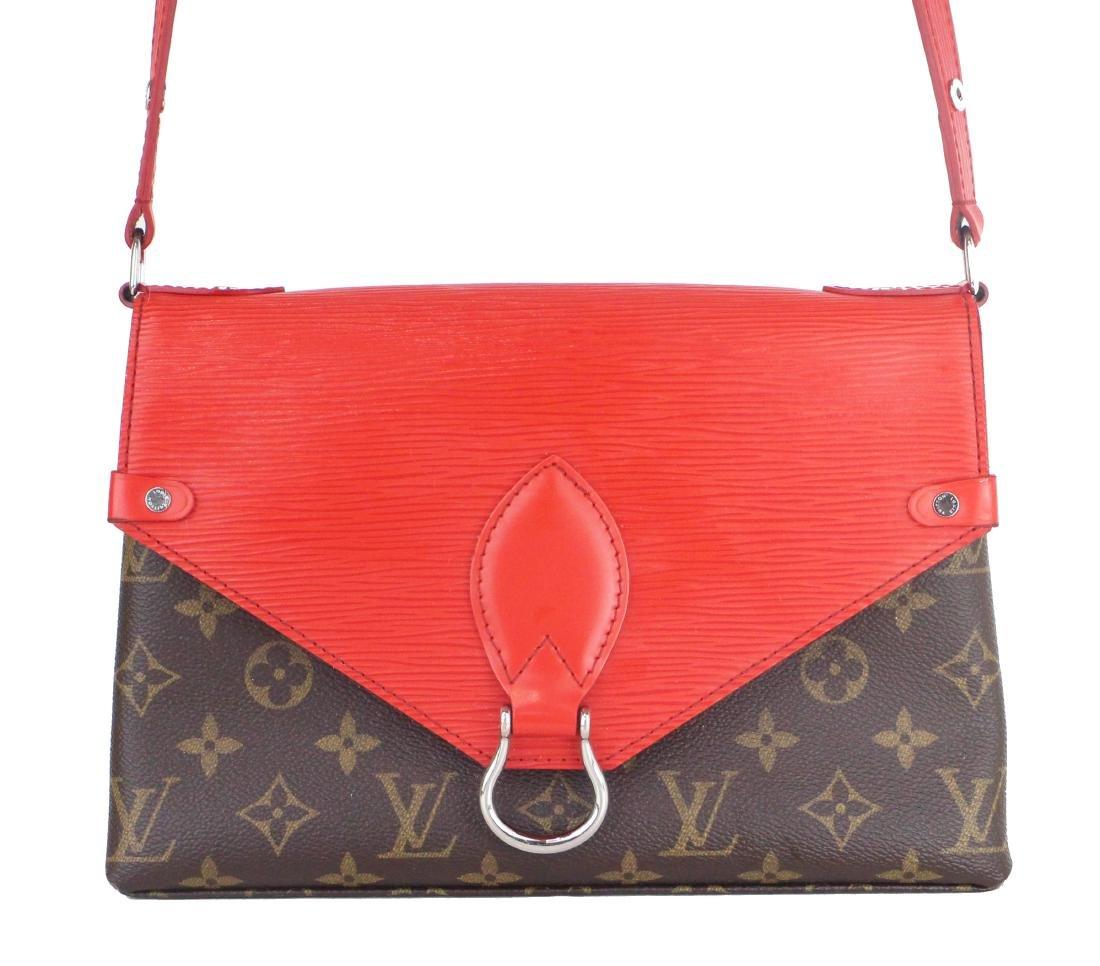 Louis Vuitton Saint Michel Bag