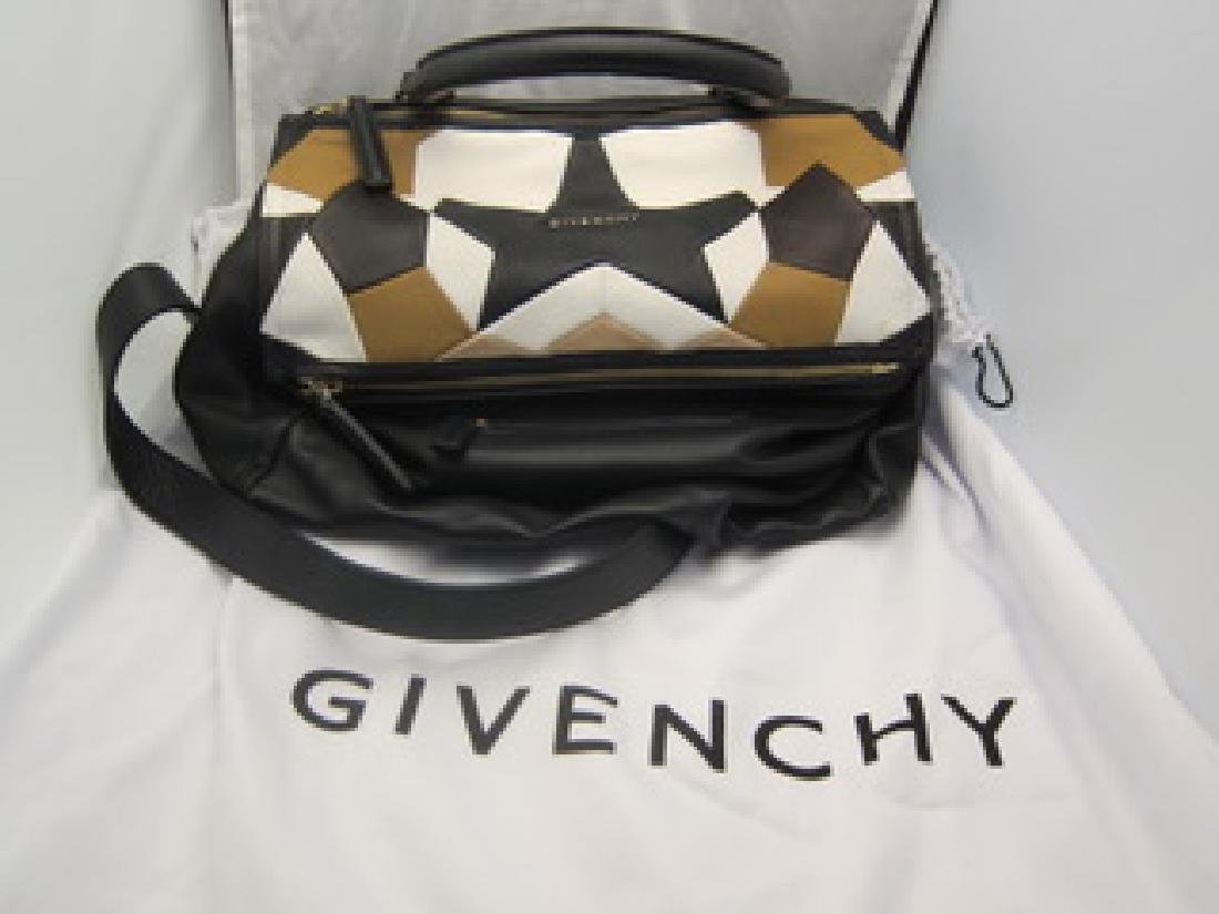 Givenchy Pandora Patchwork Medium Bag in nappa leather