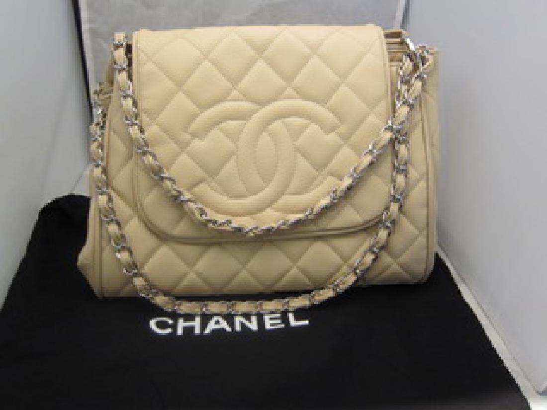 Chanel Jumbo Timeless Accordion Flap Bag