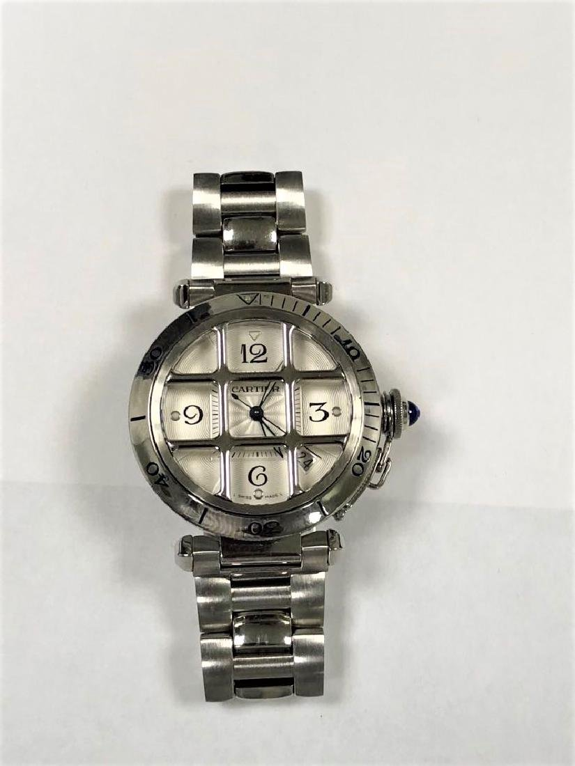 Pre-Owned Cartier Pasha