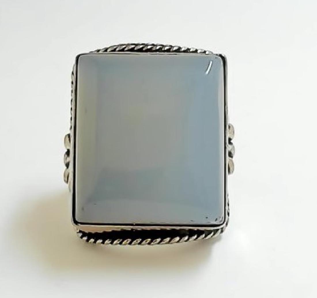 15.52gm Silver  Ring