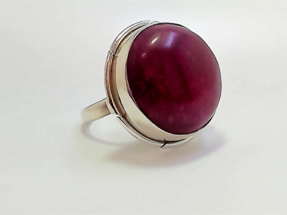 12.77gm Silver  Ring