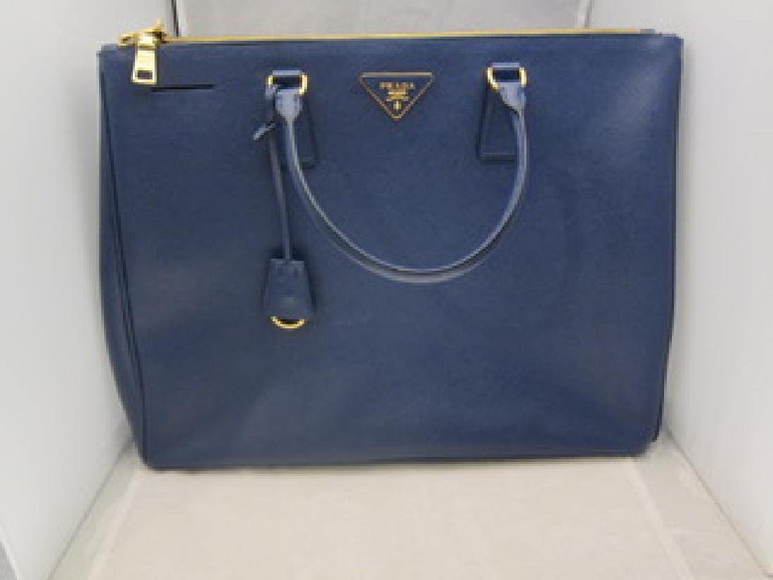 0f63c1ccfc13 ... bag 54329 f4582 discount prada galleria saffiano lux tote with two zip  37944 440e9 ...