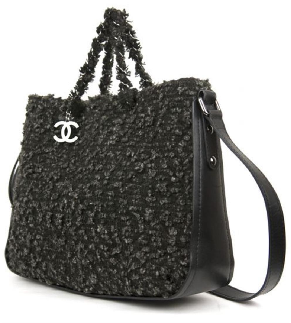 CHANEL FABRIC Crossbody bag - 2