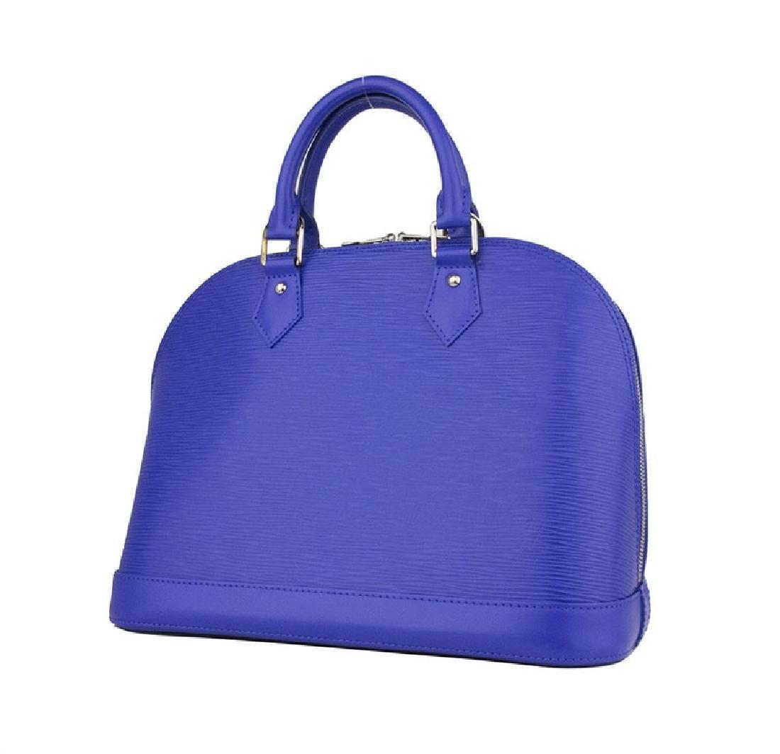 LOUIS VUITTON Figue Epi Leather Alma PM Bag - 2