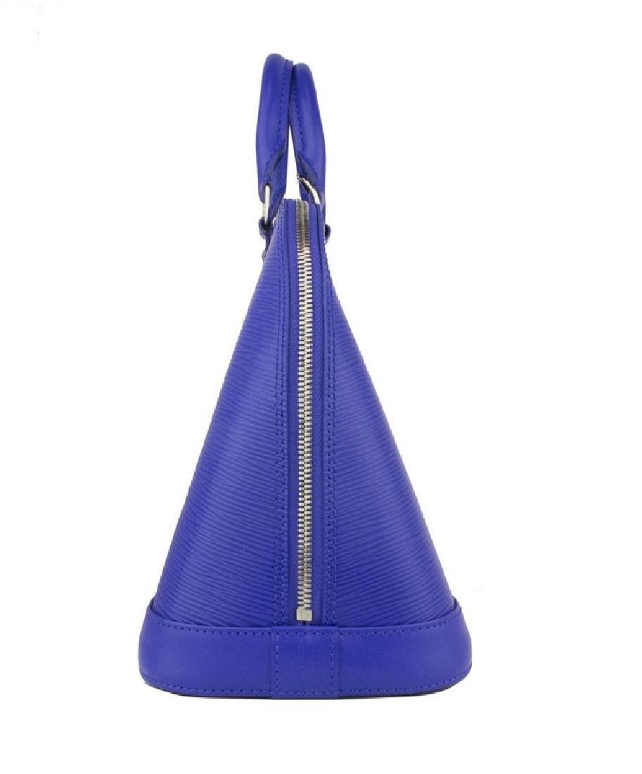 LOUIS VUITTON Figue Epi Leather Alma PM Bag - 3