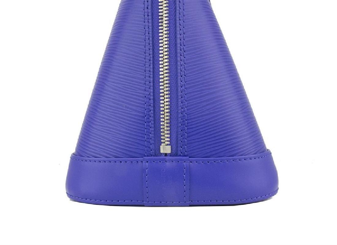 LOUIS VUITTON Figue Epi Leather Alma PM Bag - 6
