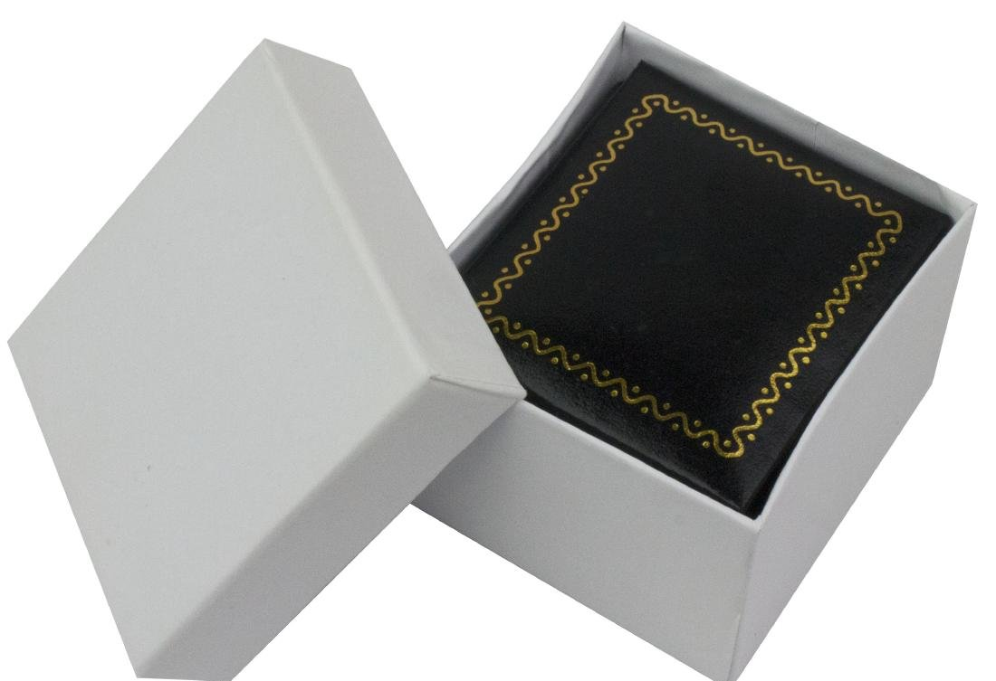 14K Yellow Gold Austrian Opal Diamond Ring - 9