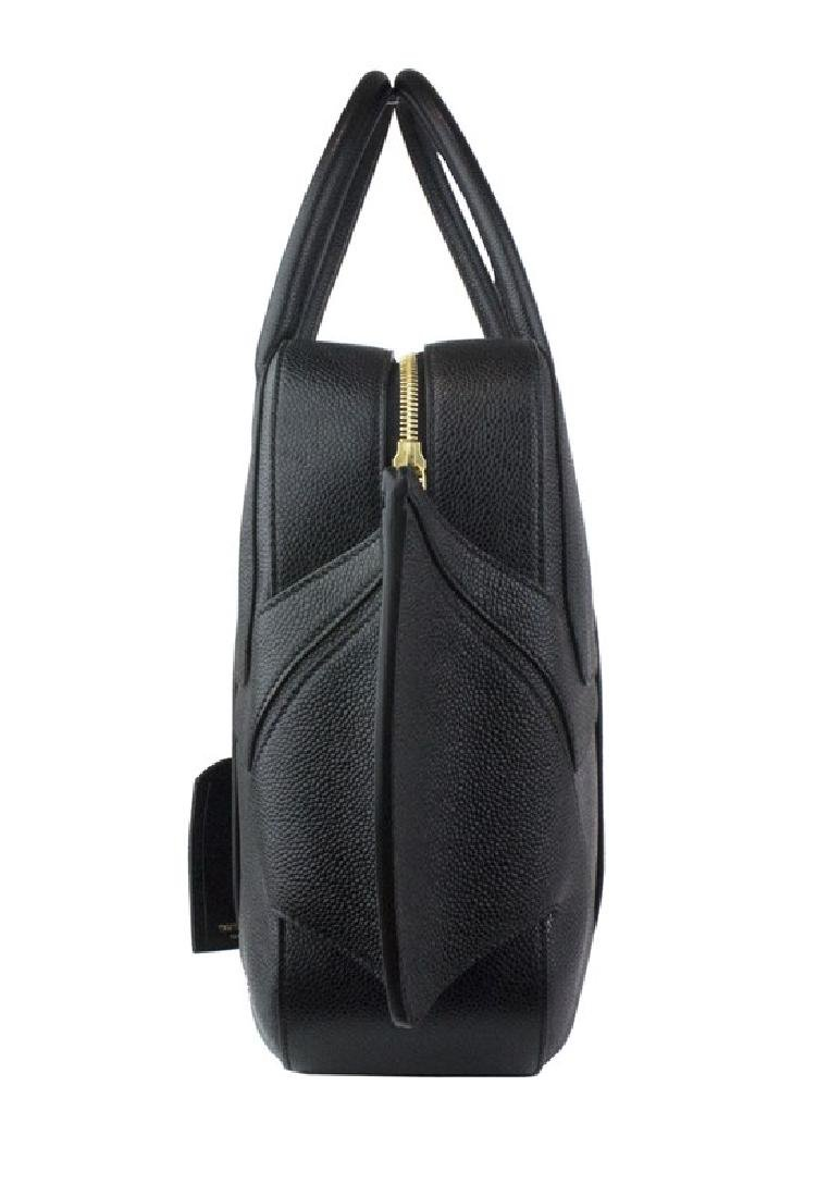 THOM BROWNE Pebble Grain Trigger Reef Fish Bag - 3
