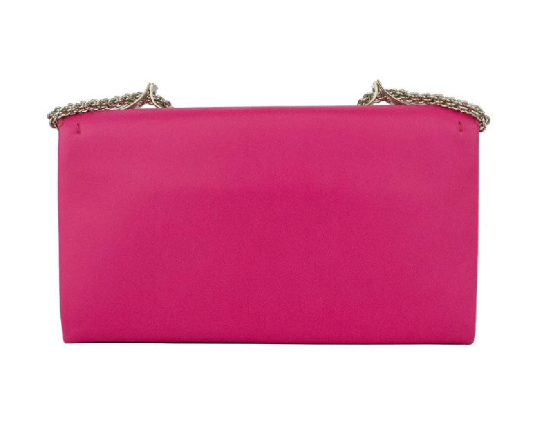 Valentino Garavani Leather Studded Versatile Clutch Bag - 4