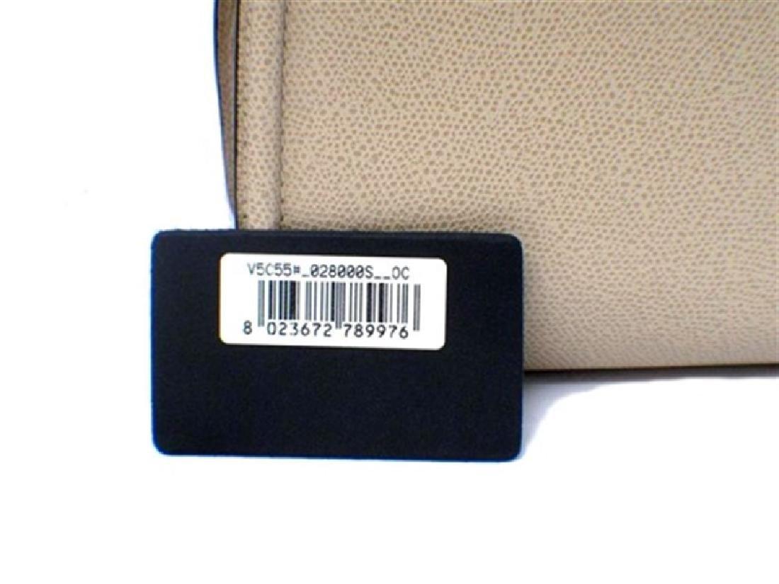 Valextra Beige Leather Handbag - 5
